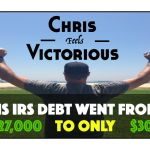 Chris Feels Victorious